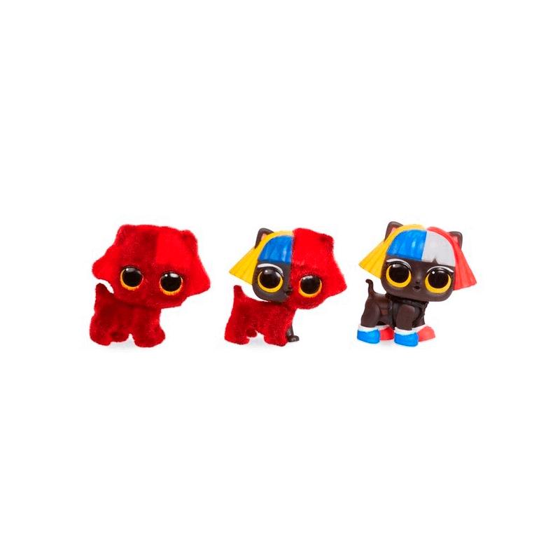 Кукла LOL Surprise Fuzzy Pets Makeover (Пушистые питомцы) 5 серия (оригинал) - 4