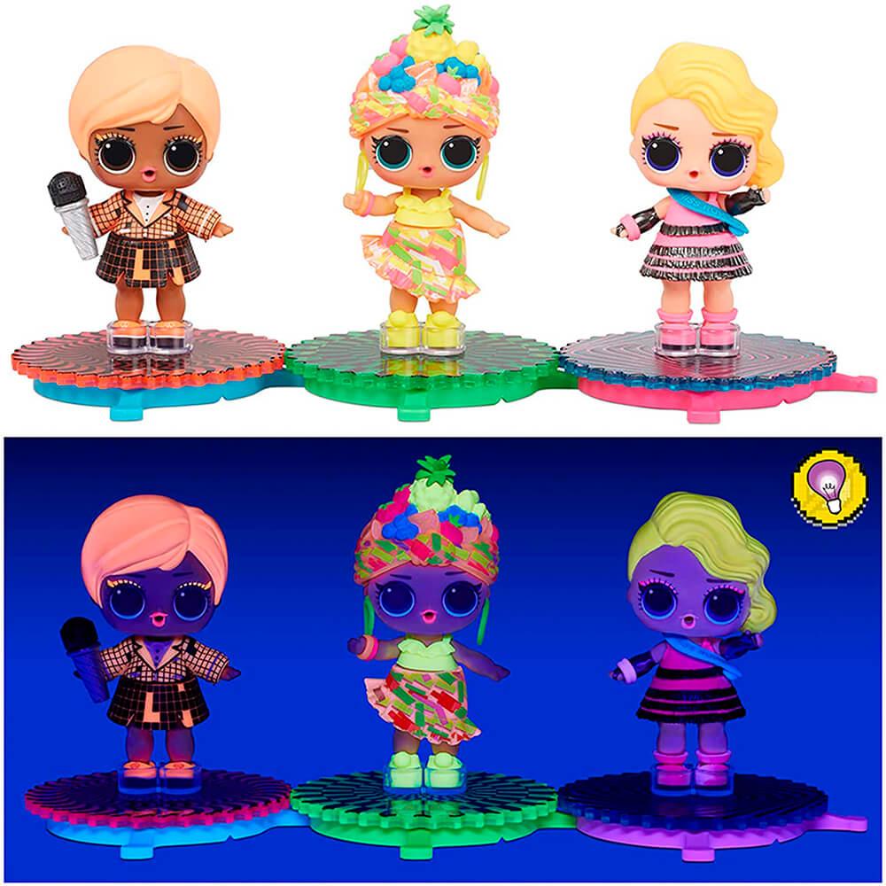 Кукла LOL Surprise Dance Dance Dance! (танцующая кукла) - 3
