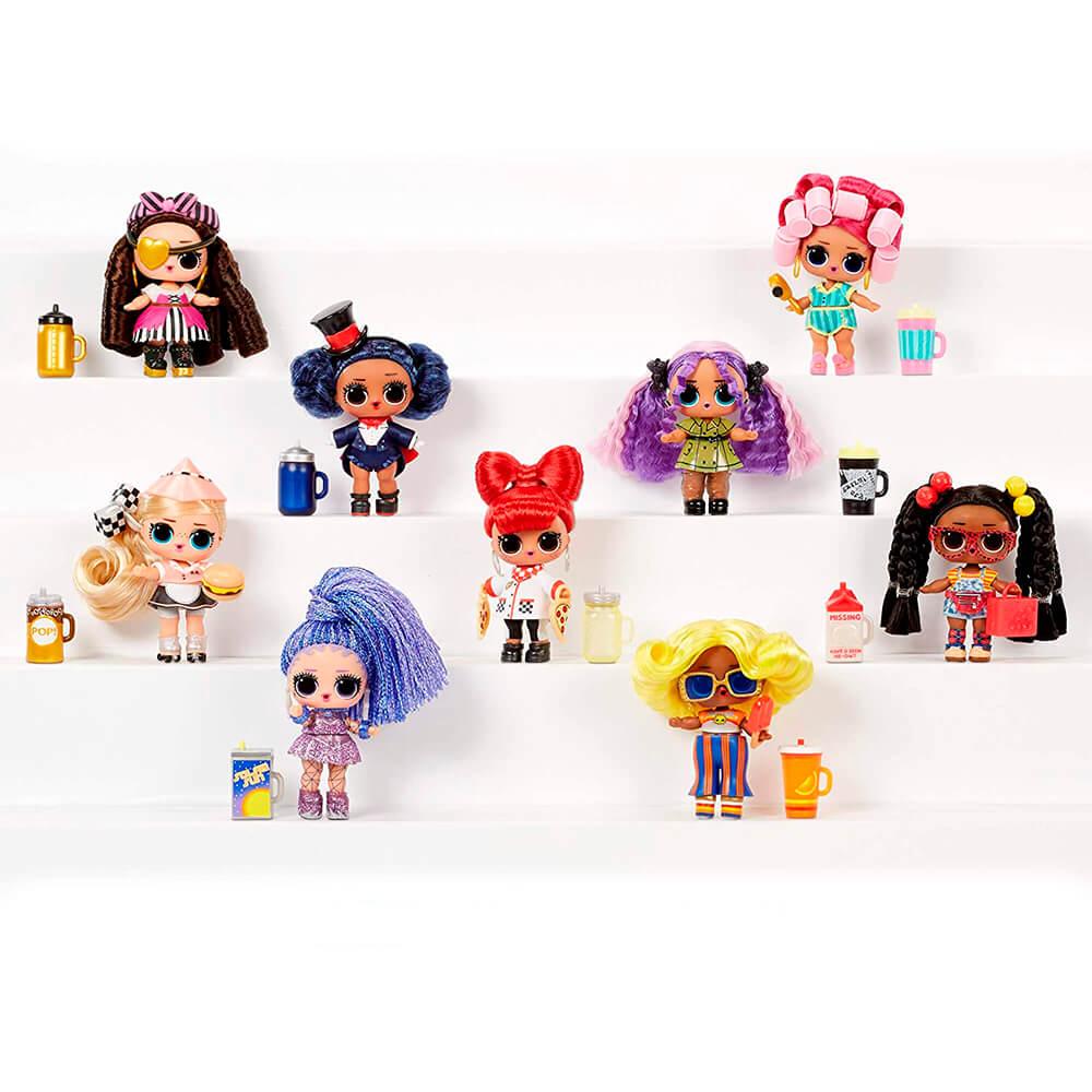 Кукла LOL Surprise Hairgoals Makeover (ЛОЛ Хеиргоалс с волосами) 2 серия (оригинал) - 3