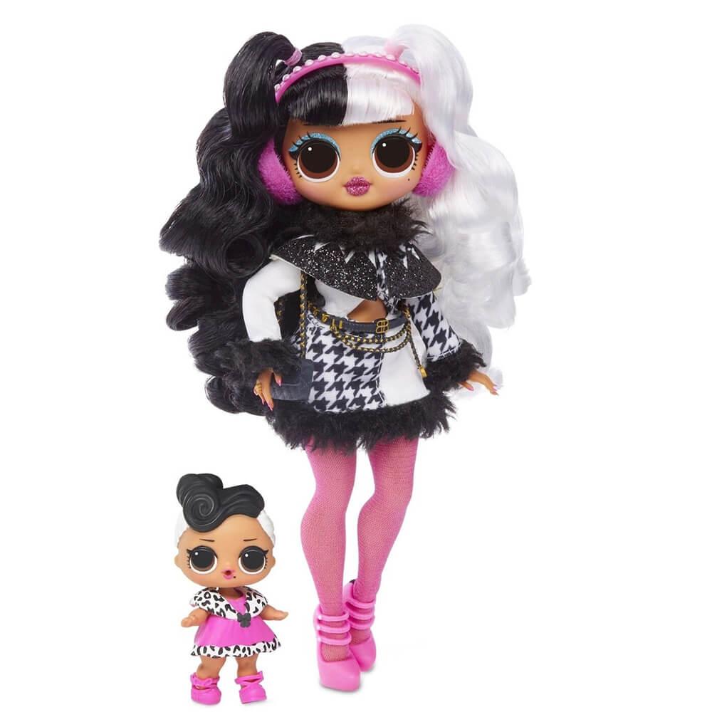 Кукла LOL Surprise OMG Winter Disco Dollie And Dollface с 25 сюрпризами - 5
